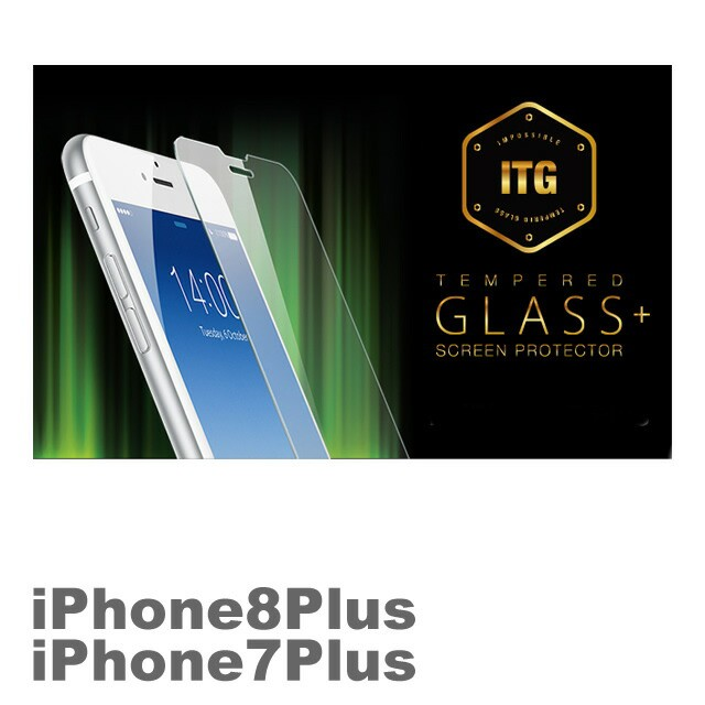 0.33mm 7Plus-ITG-Plus iPhone8Plus iPhone7Plus ...