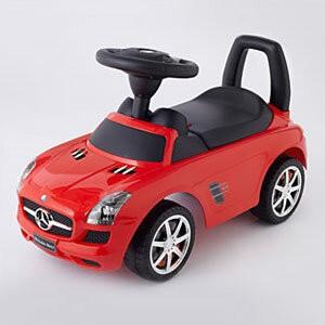 乗用玩具 メルセデスベンツSLS AMG レッド [乗用...