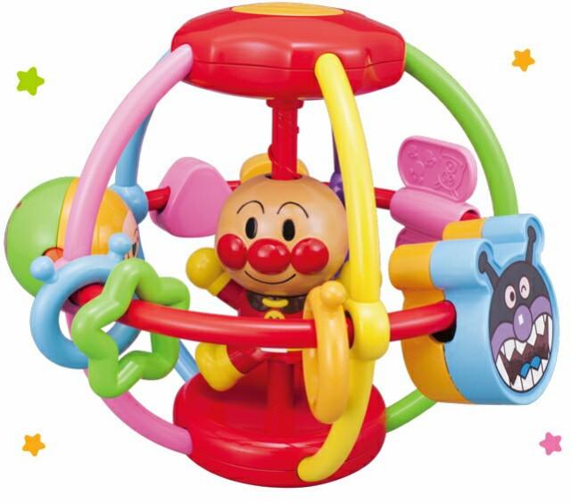 よくばり手遊びアンパンマン [幼児玩具] (4971404...