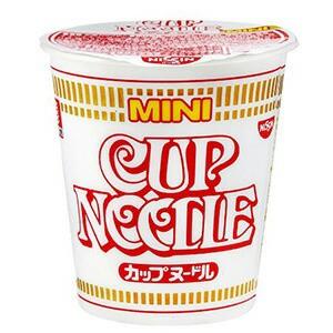 日清食品 カップヌードル ミニ 36g×15入