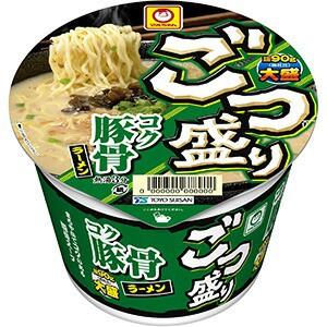 東洋水産 マルちゃん ごつ盛り コク豚骨ラーメ...