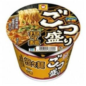 東洋水産 マルちゃん ごつ盛り 担々麺 133g×...