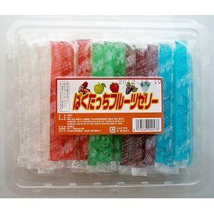 昭和食品 ぱくたっちフルーツゼリー 50本