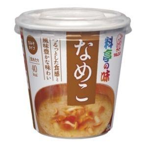マルコメ カップ料亭の味 なめこ 1食×6入