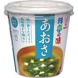 マルコメ カップ料亭の味 あおさ1食×1食×6入...