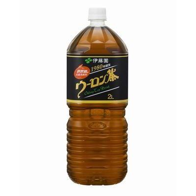 伊藤園 ウーロン茶 2L×6入