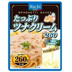ハチ食品 たっぷり ツナクリーム 260g×12入