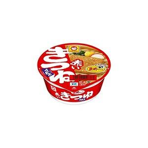 東洋水産 マルちゃん 赤いまめきつねうどん 41...