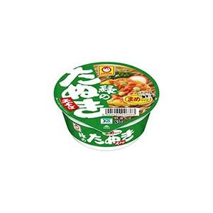 東洋水産 マルちゃん 緑のまめたぬき天そば 45...