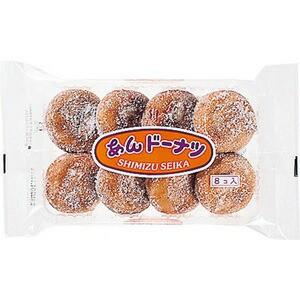 清水製菓 あんドーナツ  8個×10入