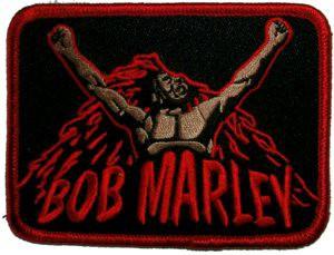 ボブ・マーレー (UPRISING) ワッペン E