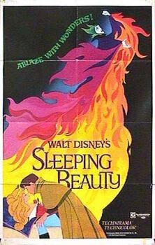 眠れる森の美女 '79 オリジナル ポスター