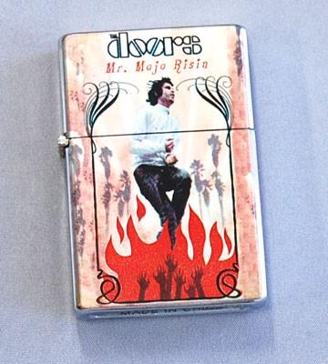 ドアーズ The Doors 20th Century Fox  メタルラ...