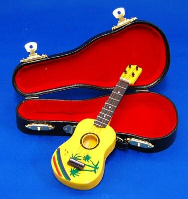 ウクレレ ミニチュア楽器