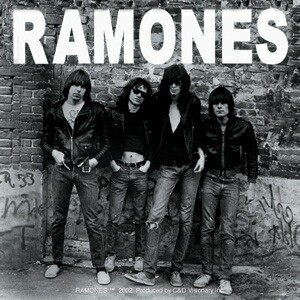 The Ramones 1st Album Cover  ラモーンズ デラッ...