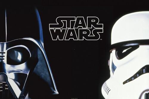 スター・ウォーズ ポスター Star Wars (151021)