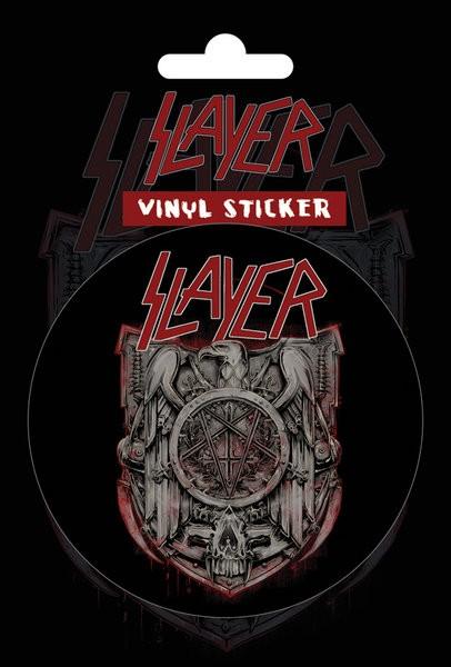 スレイヤー ステッカー Slayer Eagle(150529)