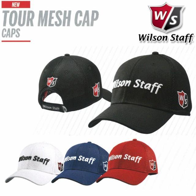 【数量限定】【帽子系】【WSC-1729B】WILSON STAF...