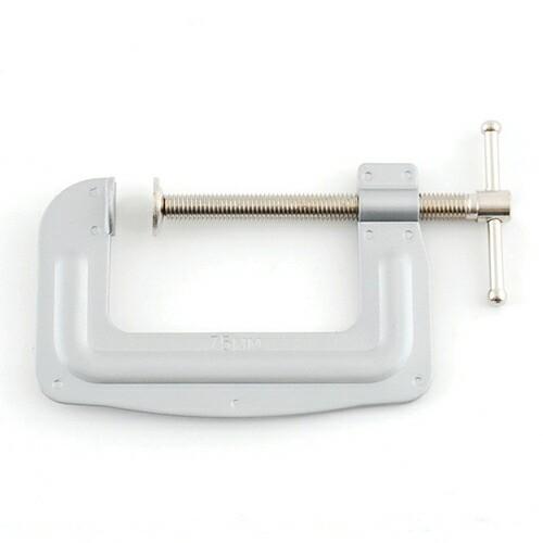 SK11・Cクランプ・75MM 作業工具:クランプ・バイ...