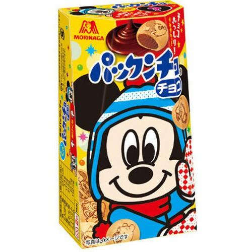 森永 パックンチョ ちょこ 47g 森永製菓