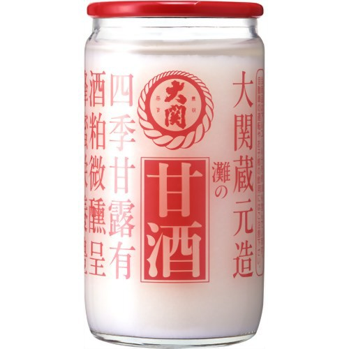 大関 甘酒 190g