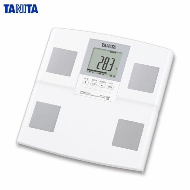 TANITA(タニタ) 体組成計 【乗るピタ機能】BC-756...