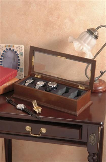 木製時計収納ケース 189982【送料無料】