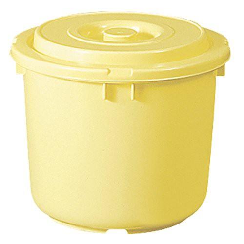 新輝合成 トンボ つけもの容器 15型 漬物樽