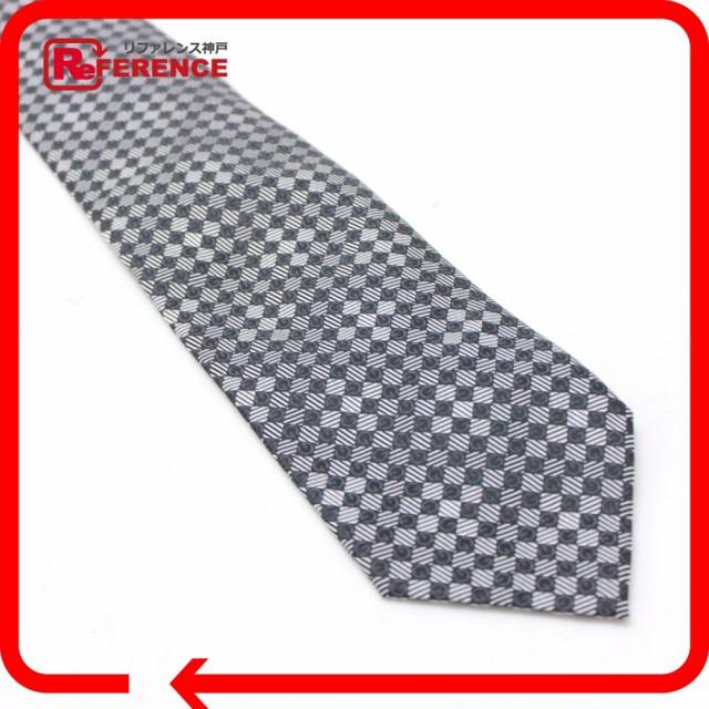 あす着 GUCCI グッチ Gロゴ ネクタイ シルク100% ブラック メンズ スーツ 紳士 小物