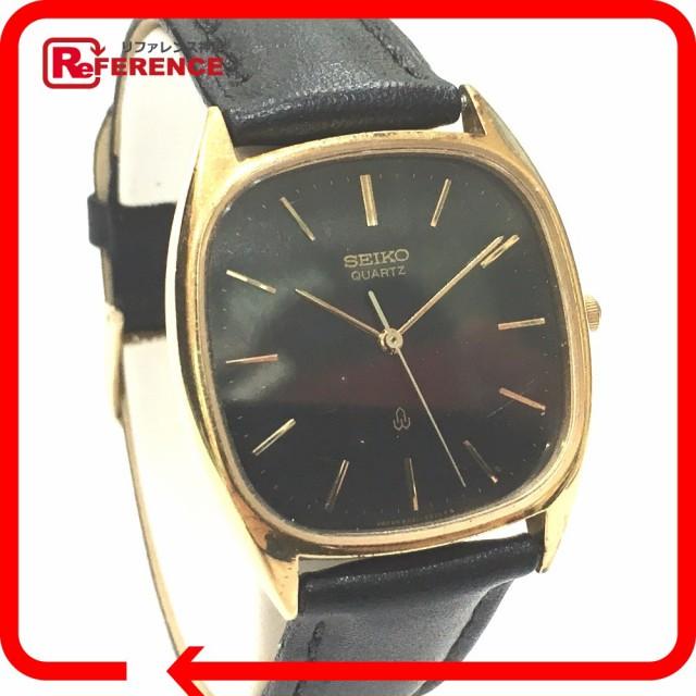 あす着 SEIKO セイコー 6030-5270 ビンテージ 腕時計 SS/GP ゴールド メンズ