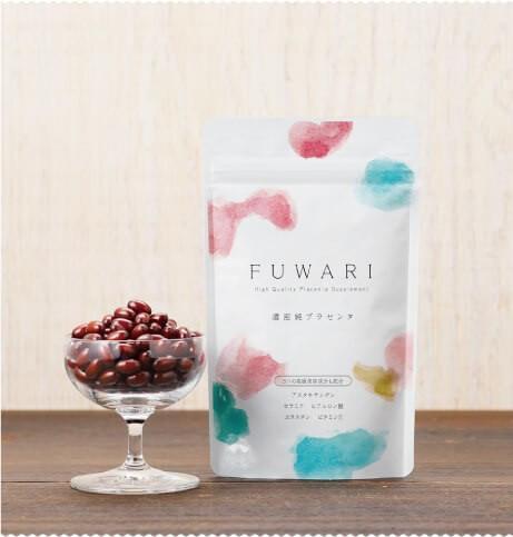【送料無料】プラセンタ濃縮サプリ fuwari ふわり...