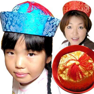 新弁髪帽(硬)