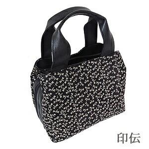 印伝 バッグ カバン 鞄 ソフトBOX とんぼ トンボ ...