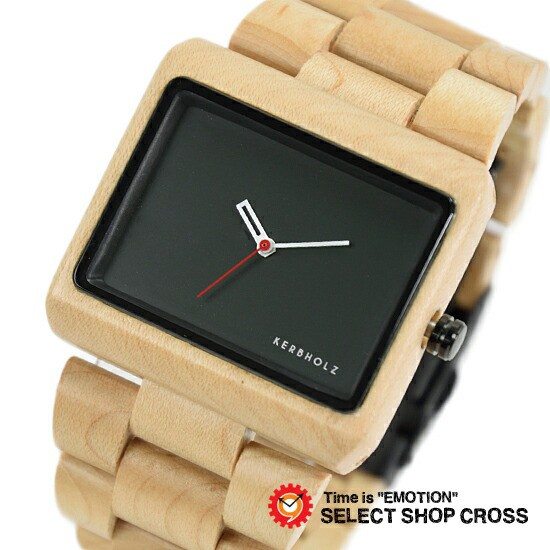 KERBHOLZ カーボルツ 木製腕時計 Reineke ライネ...