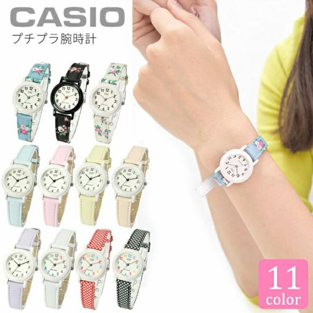 カシオ CASIO レディース 腕時計 ウォッチ カジュ...