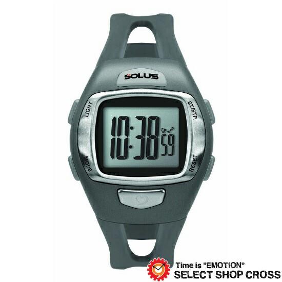 ソーラス SOLUS 腕時計 心拍計測機能付き ユニセ...