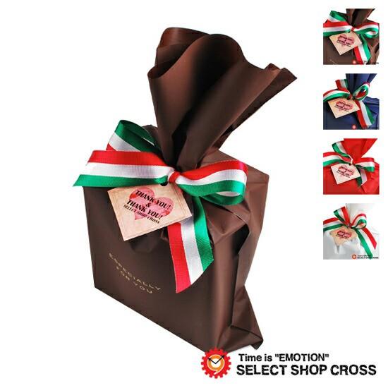 ギフトラッピング yg-tricoit 包装袋 イタリアン...