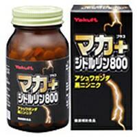 ヤクルトヘルスフーズ マカ+シトルリン800(180粒)...