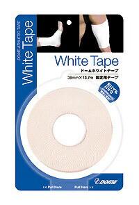 即納★ドーム/DOME ホワイトテープ 38mm×13.7m...