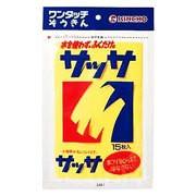 サッサ(15枚入) 大日本除虫菊 KINCHO