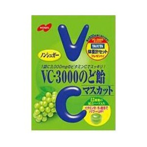 ノーベル VC-3000のど飴 マスカット 90g ノーベル...