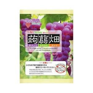 蒟蒻畑 ぶどう味  25g×12個入り マンナンライフ...