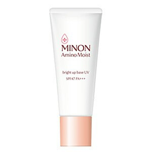 ミノン アミノモイスト ブライトアップベース UV ...