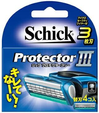 シック プロテクタースリー 替刃 (4コ入) 【k】【...