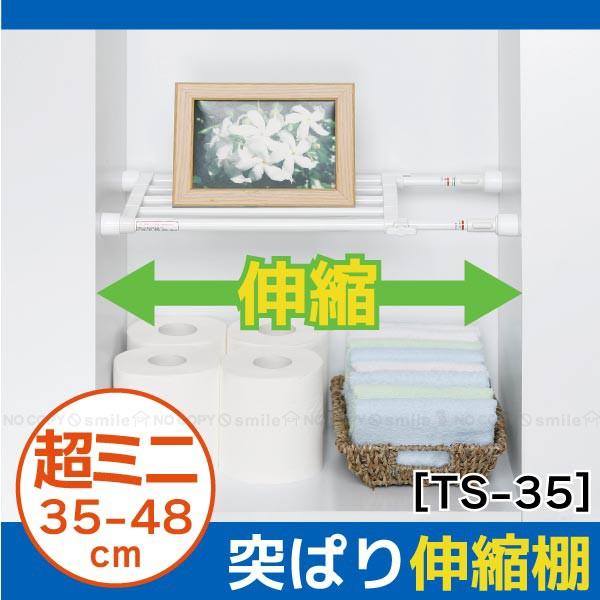 突ぱり伸縮棚[超ミニ]TS-35[HE]