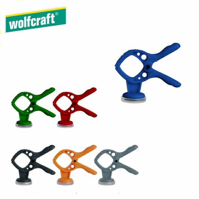 wolfcraft ウルフクラフト SPRING CLAMP MAGNET X...