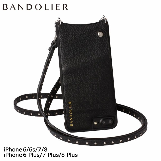 BANDOLIER バンドリヤー iPhone8 iPhone7 7Plus 6...