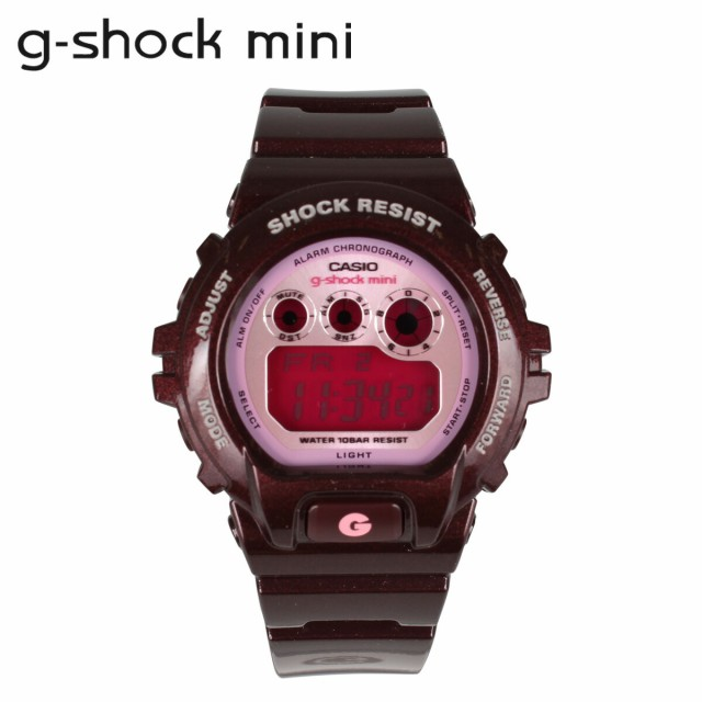 カシオ CASIO g-shock mini 腕時計 GMN-692-5JR ...