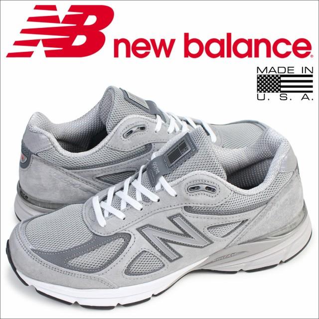 ニューバランス メンズ 990 new balance スニーカ...