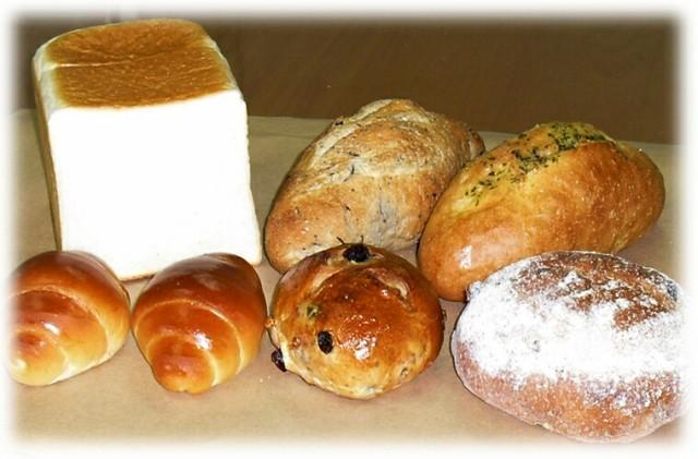 セットセレクション(食事パン)